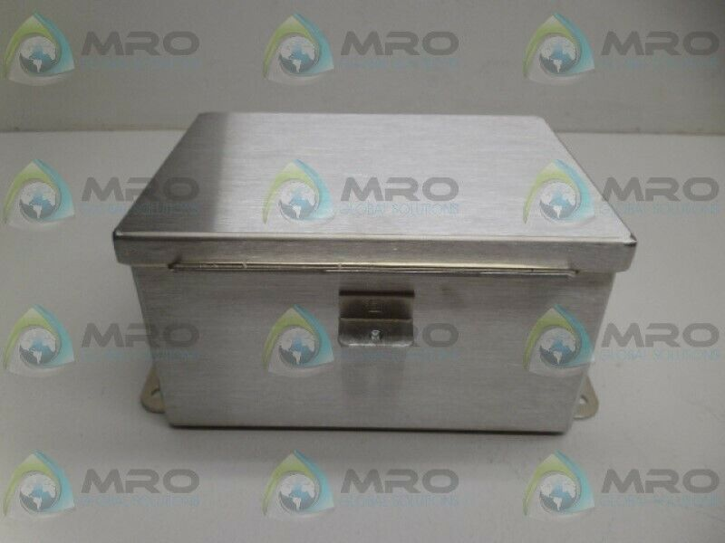 HOFFMAN A8064CHAL CUTOUT BOX *NEW NO BOX*
