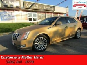 2013 Cadillac CTS Wagon Performance Collection   AWD, NAVI, PANO