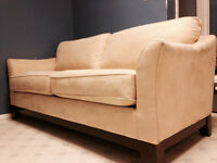 Near New La-z-Boy Couch and Love Seat Set
