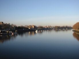 Office space to let in the the stunning Victorian boathouse overlooking the River Thames at Putney