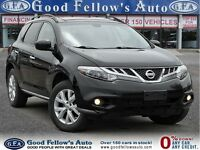 2012 Nissan Murano LEATHER, SUNROOF, 4WD