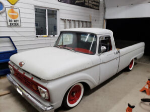 1964 Ford F100 Hot Rod