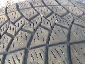 pneus hiver lt 265-70-17