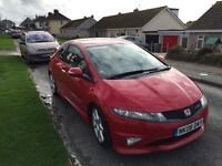Honda Civic type r-gt ONLY 38000 MILES