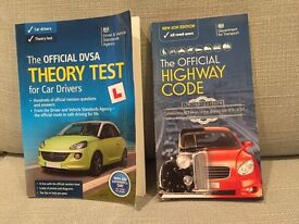 Books for theory test - driving