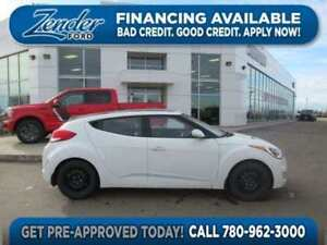 "2015 Hyundai Veloster SE  ""WELL CARED FOR ONE OWNER"""