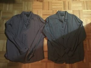 MEN'S BRAND NAME BUTTON UP SHIRTS - $10 EACH OR $80 FOR ALL 12 London Ontario image 5