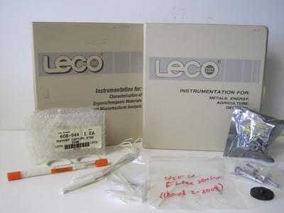 Leco Automatic Fluxer User Guide Fx-503 200-507 Accessories Heat Element Rare