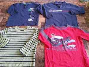 Lot de vêtements garçon 3-4 ans