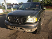 2002 Ford F-150 SuperCrew King Ranch Pickup Truck - $6900 obo