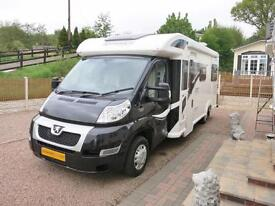 Bailey Autograph 765 - Luxury 6 Berth Low Profile Family Motorhome For Sale