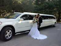 Beautiful stretch limo for weddings,Birthdays,Concerts,Nightout
