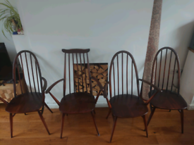 Ercol Chairs - mid century