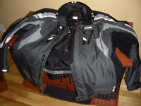Winter Spider Jacket and Pants snow suit