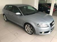 2012 Audi A3 2.0TD ( 170PS ) Quattro Sportback S Line - 6 speed - Start Stop -