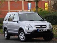 Honda CR-V 2.0 i-VTEC SE 2004 Sport + 1 OWNER + 11 HONDA SERVICE STAMPS
