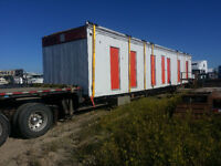10 BY 54 FOOT ATCO TRAILER /  6 HEATED BEDROOMS @ $6000 !!!