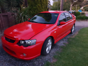 2004 BA FORD FALCON XR6 Happy Valley Morphett Vale Area Preview