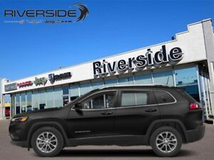 2019 Jeep Cherokee Limited  - Leather Seats -  Bluetooth - $208.