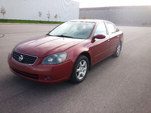 2006 Nissan Altima 2.5 S Sedan - CERTIFIED | WARRANTY INCLUDED!