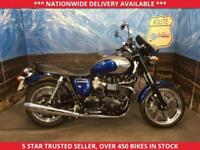 TRIUMPH BONNEVILLE BONNEVILLE 865 GENUINE LOW MILEAGE ONLY 1504 2013 13