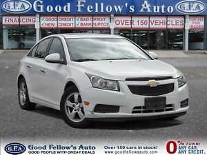 2014 Chevrolet Cruze LEATHER, SUNROOF