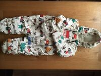 Joules baby snowsuit as new 6-9m