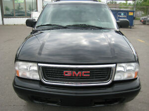 2004 GMC jimmy SLS  Suv 4x4CAR PROOF VERIFIED SAFETY AND E TEST