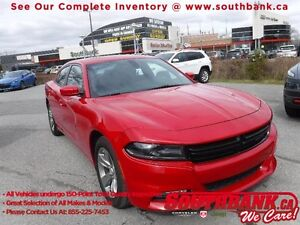2016 Dodge Charger SXTHTD/PWR Seats,Nav,PWR Sunroof and Much Mor