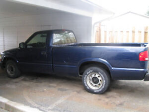 GREAT TRUCK - 2003 Chevy S10 - Now $2,000