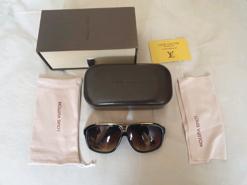 2e78d04410fb Louis-Vuitton brown lens sunglasses