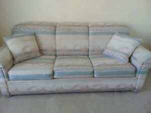 3 Seater Couch with Queen Bed