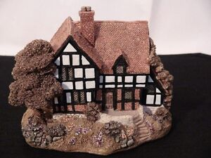 "Lilliput Lane ""Bredon House"" London Ontario image 2"