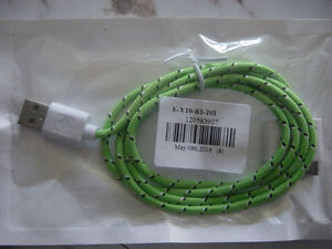 Iphone 4 4s charger cable..Durable and long lasting