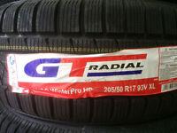 205/50R17 Winter tires, brand new set