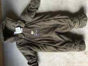 LESS THAN HALF PRICE - BRAND NEW SNOWSUIT - 12mos