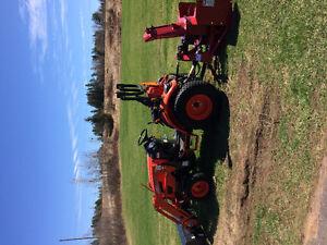 2015 Kioti 25 hp tractor