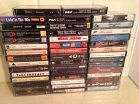 Cassette Tapes Various