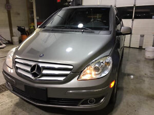 2006 Mercedes-Benz B-Class Turbo Hatchback safety&E-tested!