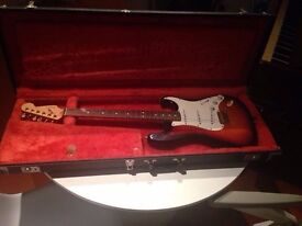 Fender American Stratocaster 50th Anniversary MINT CONDITIONS w/ ORIGINAL Certification