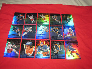 Over 50 McDonald's Gretzky insert cards (1998-99 & 1999-2000)