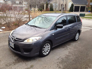 2008 Mazda Mazda5 GS Minivan CERTIFIED and WINTER TIRES