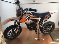XTM FACTORY Child's Electric Moto X Bike