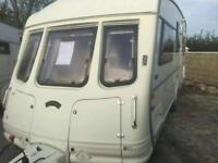 Van Royce 1999 4 berth touring caravan
