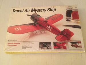 Travel Air Mystery Ship Monoplane 1:48 scale model #916  1991