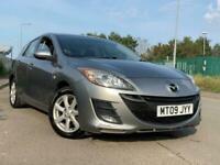 2009 Mazda Mazda3 1.6D TS2, £30 tax , new mot , heated seats