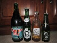 NIAGARA DRY Ginger Ale - Bottles/Cans/Openers/Caps/Labels/Etc.