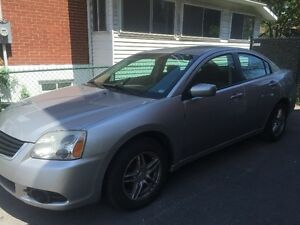 2009 Mitsubishi Galant 4 door sedan Sedan