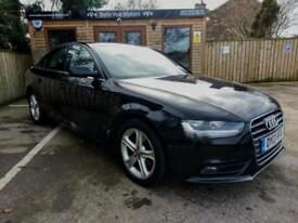 **PRICE DROP**2013 Audi A4 2.0TDI ( 177ps ) MULTITRONIC SE TECHNIK IN BLACK