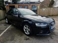 **PRICE DROP**2013 Audi A4 2.0TDI ( 177ps ) MULTITRONIC SE TECHNIK IN BLACK